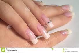 french nails royalty free stock image image 213916