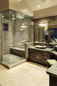 master bathroom shower ideas 30 bathrooms with l shaped vanities master bath layout layouts
