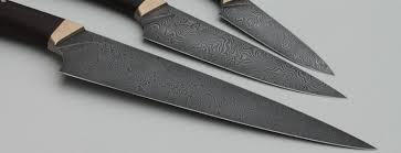 Hand Forged Kitchen Knives Goldschmidt Knives Bladesmith Hand Forged Knivesgoldschmidt