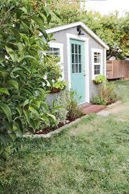 Backyard Cottage She Shed Update For Even Better Backyard