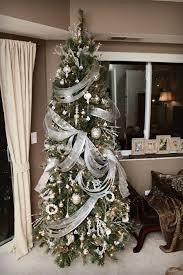 best 25 ribbon on christmas tree ideas on pinterest christmas