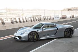 spyder porsche 2015 porsche 918 spyder ignition video motor trend