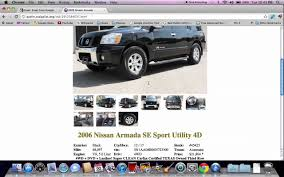 nissan armada for sale in texas craigslist austin tx used cars online for sale by owner options