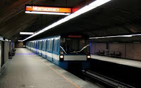 metro bureau etienne orange line montreal metro