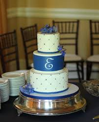 silver and royal blue wedding royal blue wedding cake ambrosia cake creations