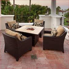 Patio Dining Sets With Fire Pits fresh fire pit set patio furniture jzdaily net