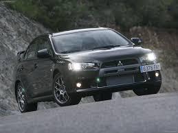 Mitsubishi Lancer Evolution X 2008 Pictures Information U0026 Specs