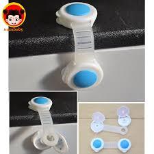 baby locks for cabinet doors 2pcs baby kids safety locks fridge cabinet door safety locks drawer