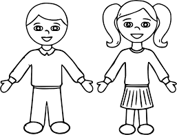 students activity village coloring page wecoloringpage