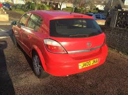 2006 vauxhall astra 1 4 petrol sxi manual full engine rebuild
