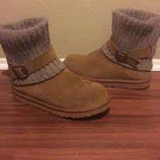 ugg cambridge s boot sale 76 ugg shoes ugg cambridge chestnut sweater cuff boots size