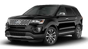2017 platinum with sport grille gif animation ford explorer