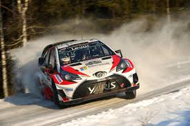 toyota rally car rejuvenated toyota takes first win in 17 years at wrc rally sweden