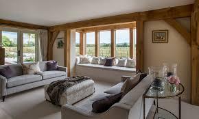 house inside look inside this oak framed family home in buckinghamshire