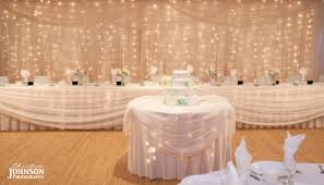 wedding backdrop lights curtain wedding background hanging curtain lights net curtain