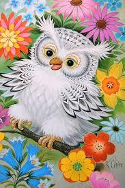white owl 2 wallpapers k chin white owl art owl paintings pinterest owl art owl