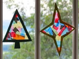 tissue paper lanterns preschool christmas crafts jesus preschool