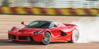 ferrari electric car 2015 ferrari laferrari the track test