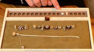 pandora jewelry online how to design a pandora bracelet youtube