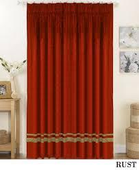 striped pinch pleated curtains black velvet