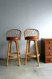 cane back swivel bar stool louis xvi swivel counter stool with