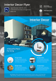 Home Decor Images Free by Interior Design Flyer Template 25 Free Psd Ai Vector Eps