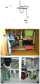 kitchen sink cabinet organizer under cabinet organizer under bathroom sink organizer expandable