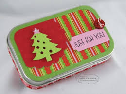christmas gift card tins 39 best prayer boxes altered tin ideas images on