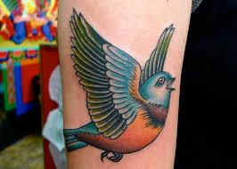 flowers and birds u2014 virginia elwood tattoo