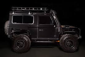 Land Rover Defender 90 110 Tweaked Spectre Edition Tweaked