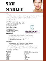 latest resume format for experienced latest resume format sample free resume examples for jobs resume