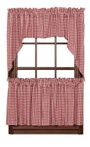 Red And White Curtains For Kitchen by 128 Best Home U0026 Kitchen Window Treatments Images On Pinterest