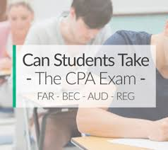 Passed Cpa Exam Resume Can You Take And Pass The Cpa Exam As A Student In College Find Out