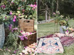 Francesca Rugs Fruit Inspired Backyard Wedding Francesca Matt Green Wedding