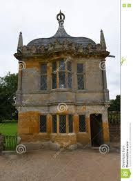 pavilion montacute house somerset england stock photo image