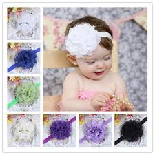 how to make baby flower headbands baby flower headbands newborn imageshitentertainmentii5465