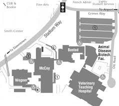Wsu Map Classroom Map
