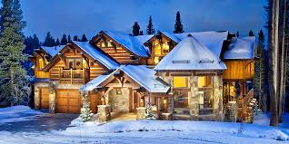 Cool Log Homes 5 Cool And Cozy Ski Chalets Luxury Retreats Magazine