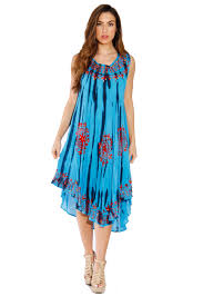 Flag Dress Get New Collection This Year Plus Size Sun Dresses