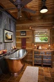 cabin bathroom ideas coolest log cabin bathroom ideas 99 in stunning inspiration to