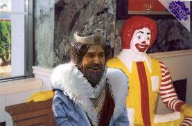 Ronald Mcdonald Meme - image 760980 ronald mcdonald vs the burger king know your meme