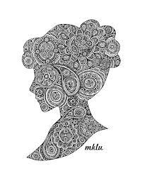 doodle name kate zentangle by kate lucas zentangle