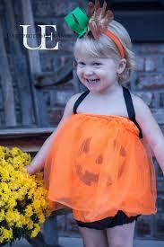 Pumpkin Costume Diy Dollar Store Halloween Pumpkin Costume