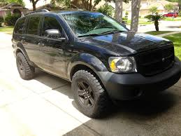 2007 blacked out dodge durango dodgeforum com