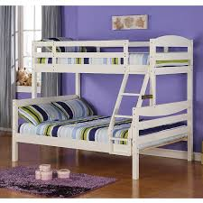 Twin Double Bunk Bed  Interior Rehab - Double and twin bunk bed