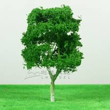 sell architectural scale models tree miniature tree for