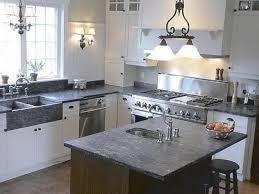 white kitchen cabinets with slate countertops 16 slate countertops ideas countertops slate countertop