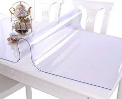 thick plastic table cover soft glass cloth thick pvc waterproof plastic tablecloth table