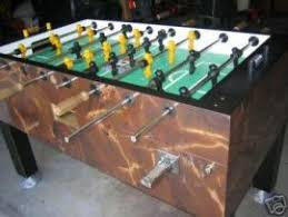 Tornado Foosball Table Cost To Ship Tornado Coin Operated Foosball Table From Pine