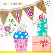 16th birthday cards for girls winclab info
